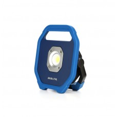 ASALITE RECHARGEABLE 20W LED FLOODLIGHT + 2X2200MAH 18650 BATTERY