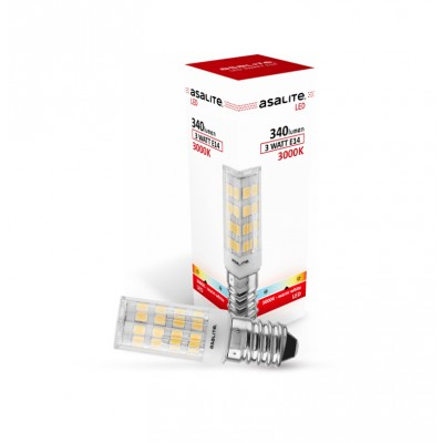 ASALITE E14 3W LED CANDLE